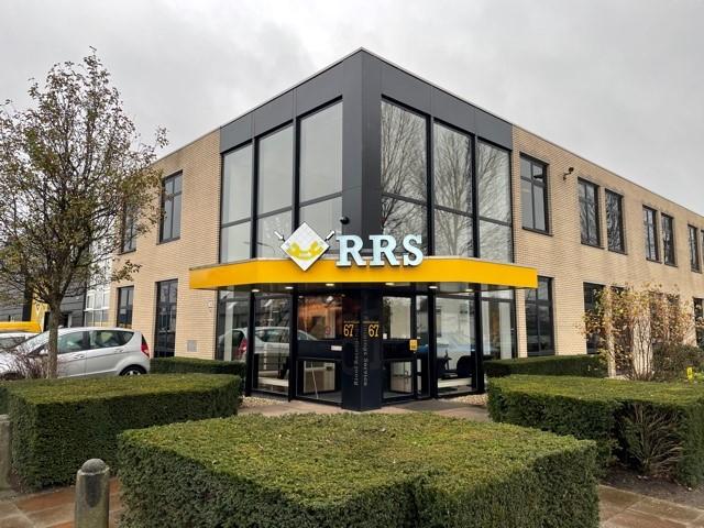 Verlicht logo RRS